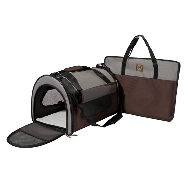 The Dome Folding Pet Carrier by Unison