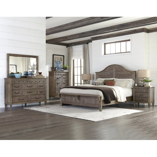 Holden Panel Configurable Bedroom Set by Loon Peak