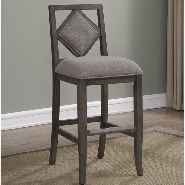 Fenimore 26 Bar Stool by Gracie Oaks