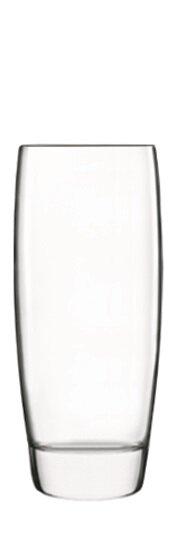 Michelangelo 15 oz. Crystal Every Day Glass (Set of 4) by Luigi Bormioli