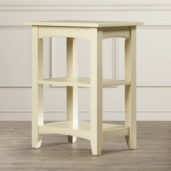 Saltville End Table by Three Posts