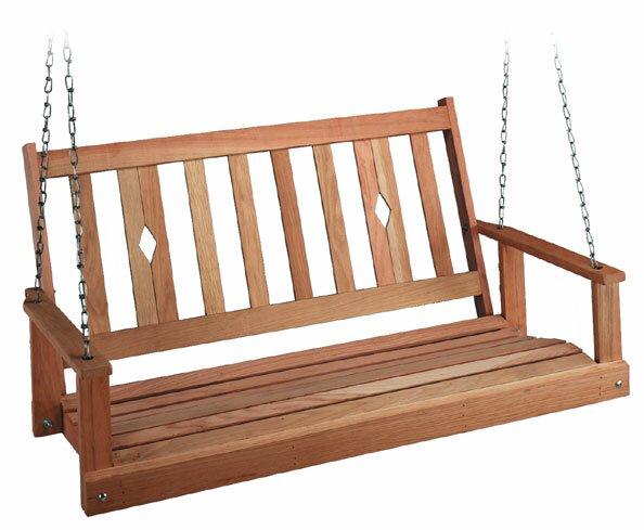 Porch Swing by Beecham Swings