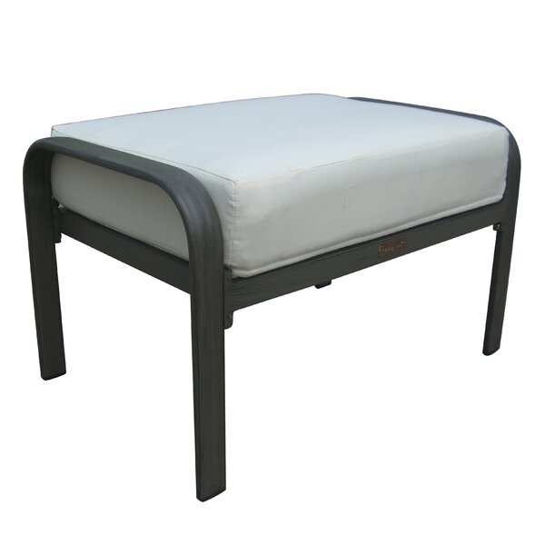 Newport Beach Ottoman by Panama Jack Outdoor
