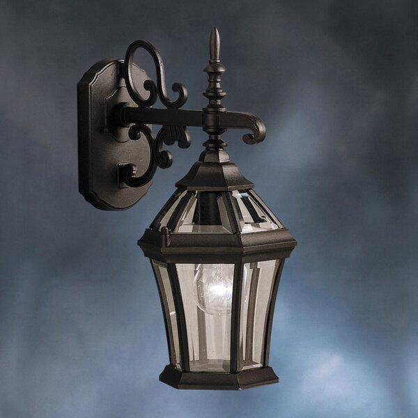 Connan 1-Light Outdoor Wall Lantern by Astoria Grand