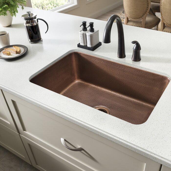 Orwell 30 L X 18 W Undermount Kitchen Sink
