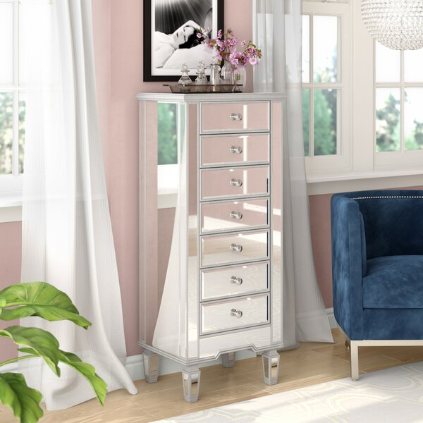 Mariaella 7 Drawers Lingerie Chest by Rosdorf Park