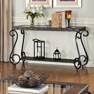 Price Check Lehmann Console Table ByDarby Home Co