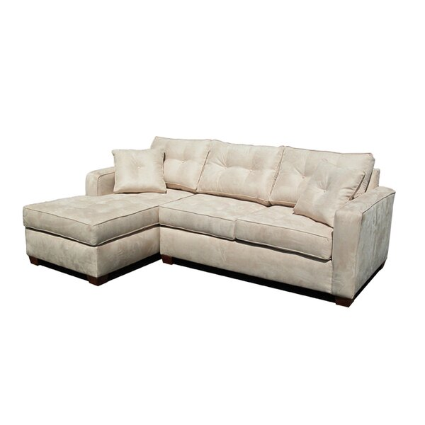 Review Hunton Left Hand Facing Sectional