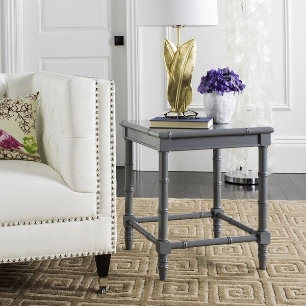 Bombay End Table By Bayou Breeze