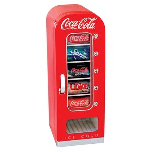 Coca Cola 0.64 cu. ft. Beverage center