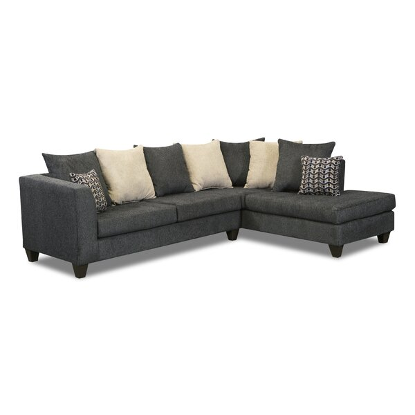 Thomson Right Hand Facing Sectional By Canora Grey