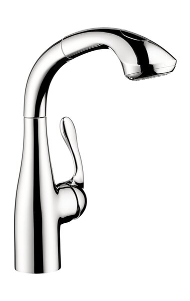 Allegro E Pull Out Bar Faucet by Hansgrohe
