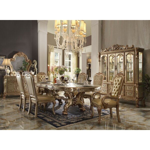 Sumiko 7 Pieces Extendable Dining Set by Astoria Grand