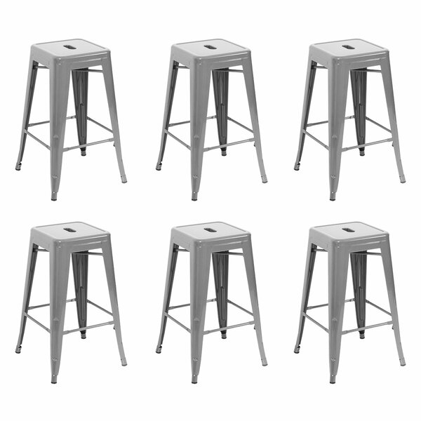 Camas 26'' Bar Stool (Set of 6) by Trent Austin Design