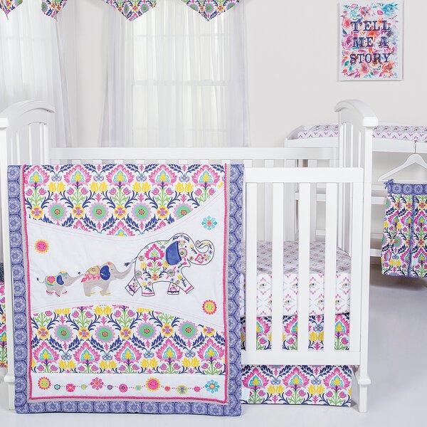 Check Price Jayden Essentials 18 Piece Crib Bedding Set