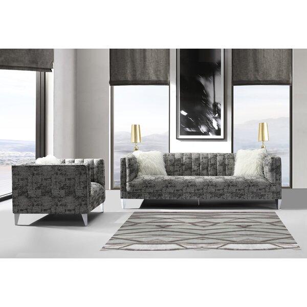 Hirsch Configurable Living Room Set by Orren Ellis