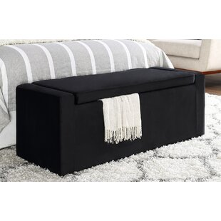 Purchase Fasching Upholstered Shoe Storage Bench ByRed Barrel Studio