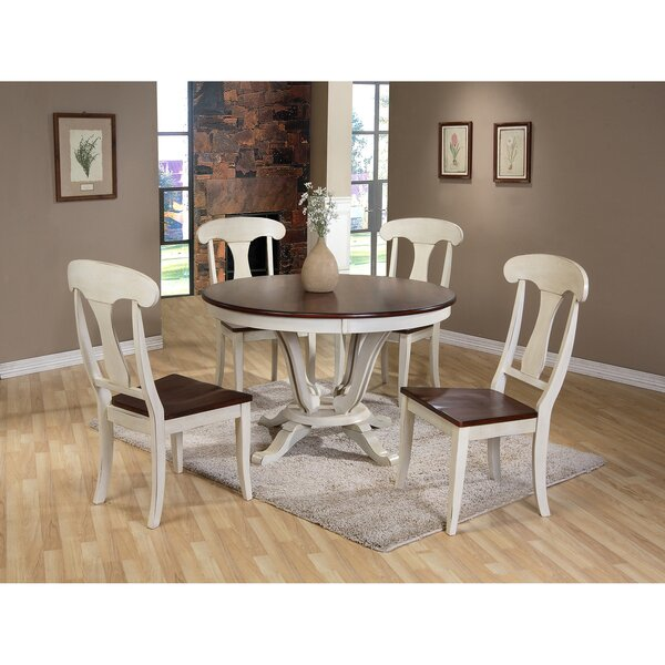 Duncombe 5 Piece Dining Set by Breakwater Bay
