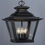 Compare Sunbury 3-Light Outdoor Hanging Lantern By Darby Home Co
