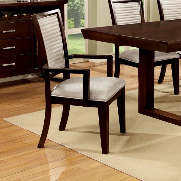 Bisset Dining Arm Chair (Set of 2) by Hokku Designs