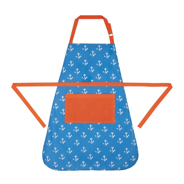 You Are My Anchor Apron by Makers Collective