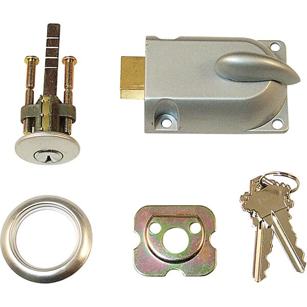 Single Cylinder Deadbolt by PrimeLine