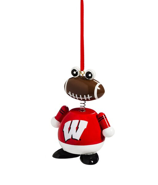 NCAA Ball Man Ornament by Evergreen Enterprises, Inc