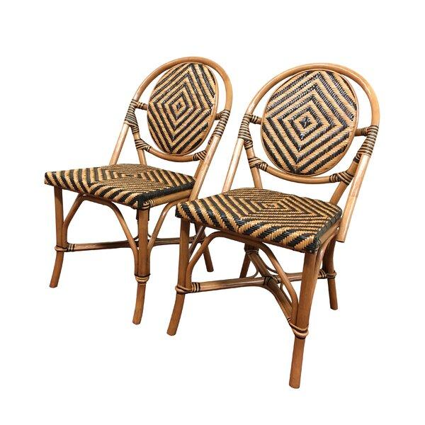 Safari Dining Chair (Set of 2) by ElanaMar Designs
