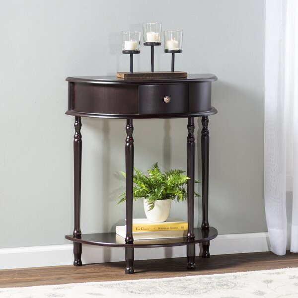 Oldbury End Table with Storage by Charlton Home Charlton Home