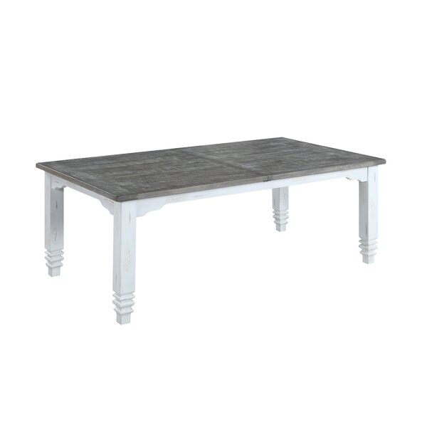 Thorsby Extendable Dining Table by Gracie Oaks