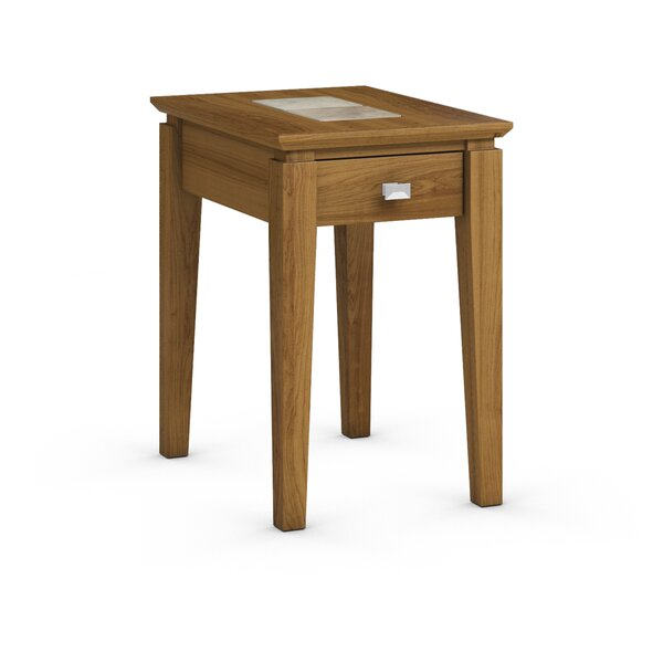 Galleon Chairside Table by Caravel Caravel