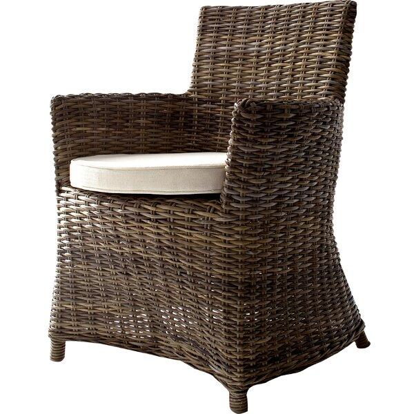 Wickerworks Armchair (Set of 2) by Infinita Corporation