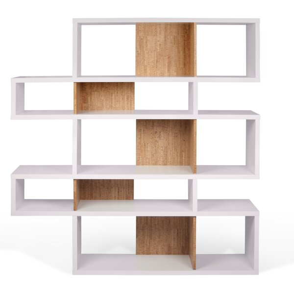 London Composition Oversized Set Bookcase by Tema