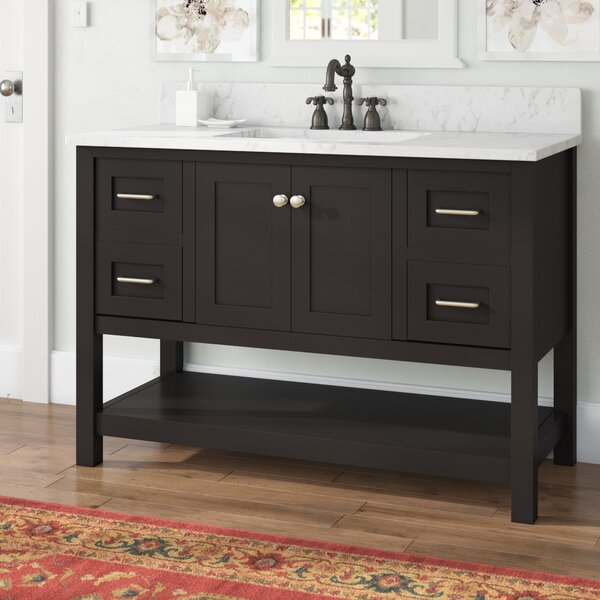 Shae 48 Single Bathroom Vanity Set by Darby Home Co