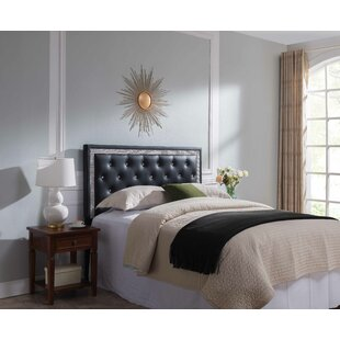 Mcmorris Diamond Upholstered Panel Headboard by House of Hampton