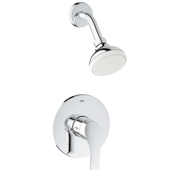 Eurosmart Pressure Balance Dual Function Shower Faucet by GROHE GROHE