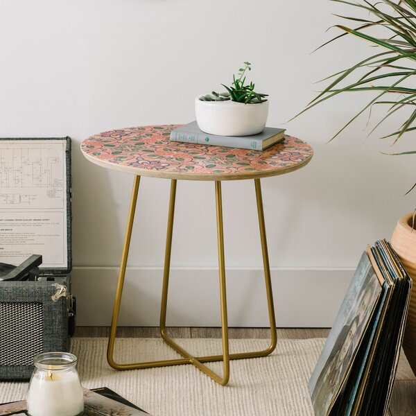 Pimlada Phuapradit Briony End Table by East Urban Home East Urban Home