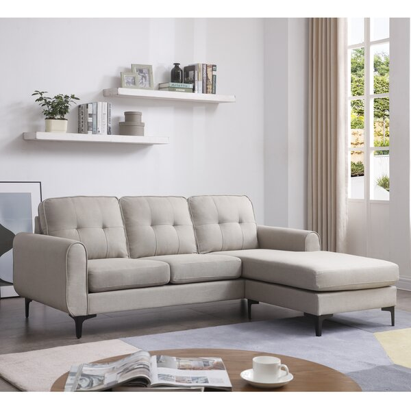Fennimore Reversible Sectional by Wrought Studio