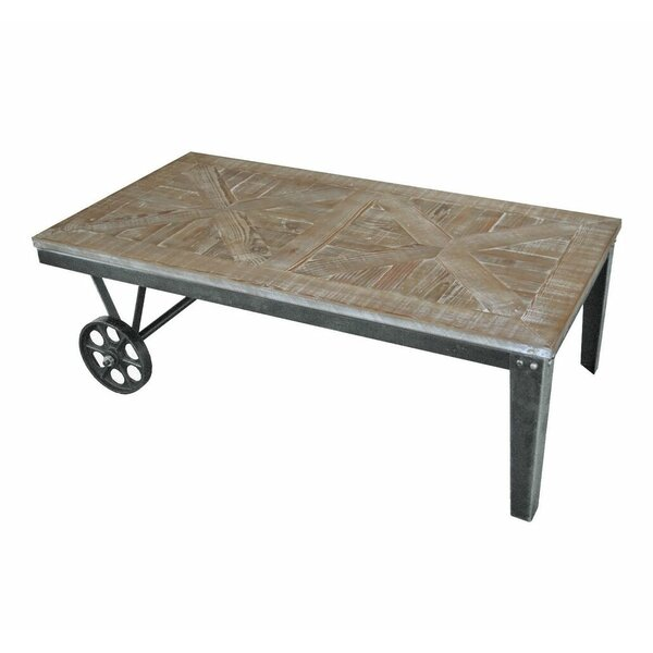 Israel Coffee Table by 17 Stories