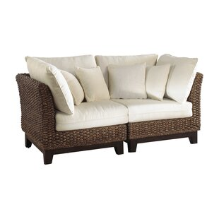 Sanibel Loveseat by Panama Jack Sunroom