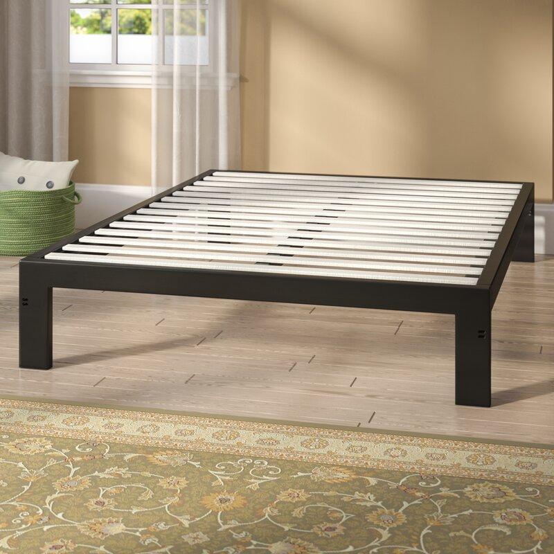 Alwyn Home Platform Bed Frame Amp Reviews Wayfair