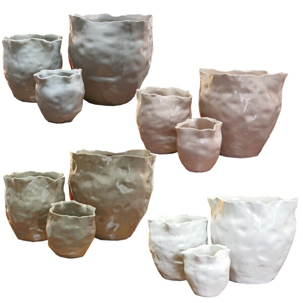 12 Piece Kasper Table Vase Set by Selectives