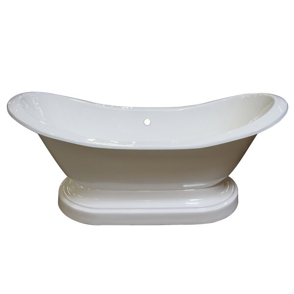Marshall 72 x 30.5 Soaking Bathtub by Barclay