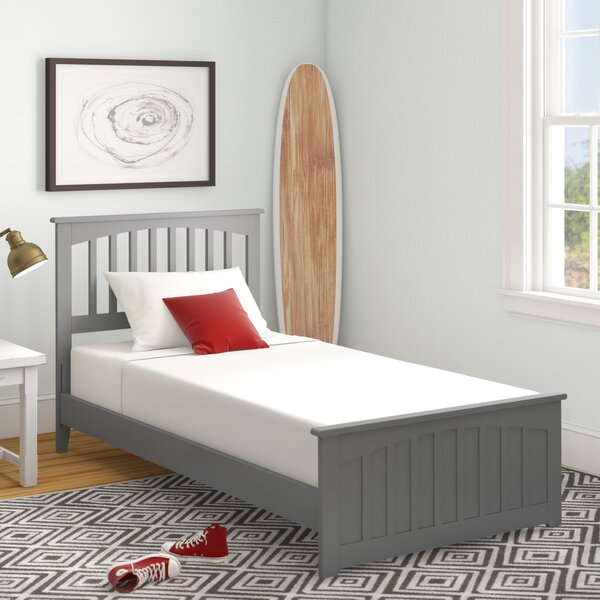 Caulksville Panel Bed by Three Posts Baby & Kids