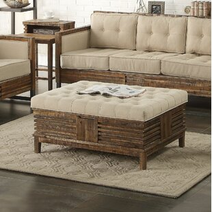 Rory Rectangular Tufted Cocktail Ottoman