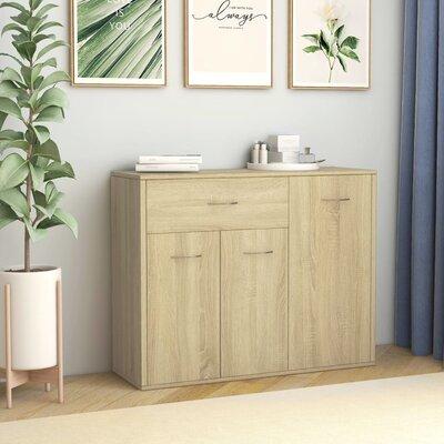Ebern Designs Mindarie 34.6 Wide 1 Drawer Sideboard