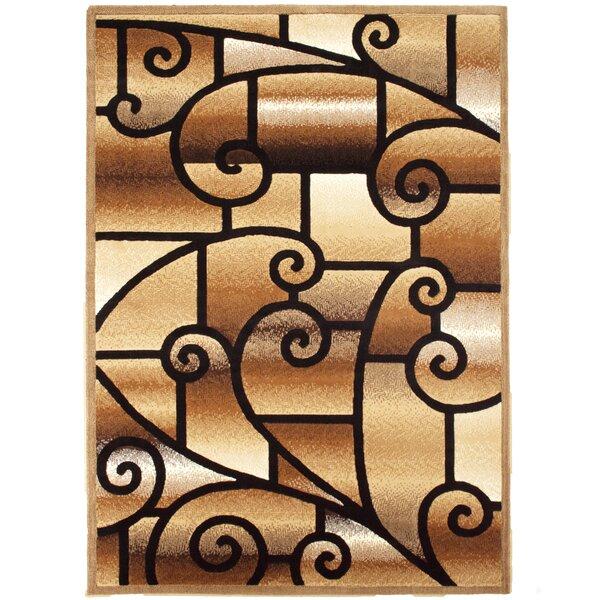 Alicia Carpet Berber Area Rug by Red Barrel Studio