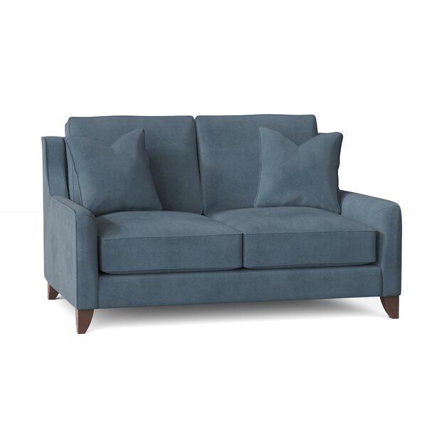 Haleigh Loveseat By Wayfair Custom Upholstery™