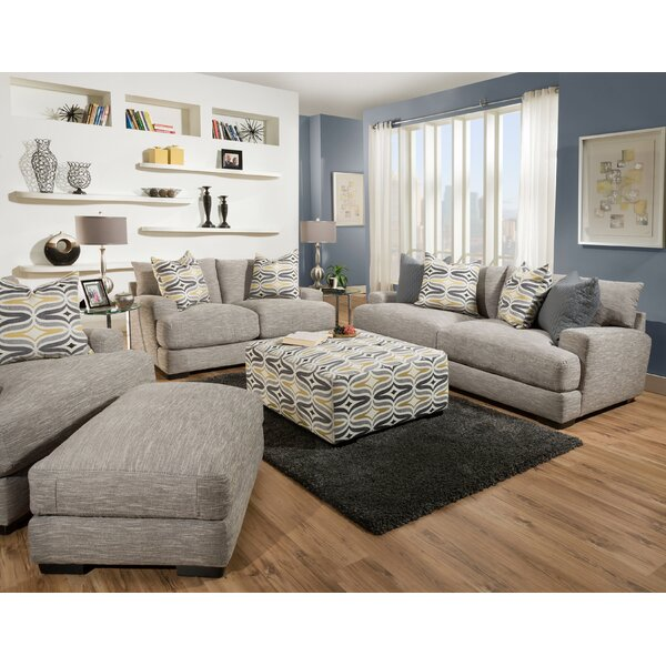 Panos Configurable Living Room Set by Wrought Studio