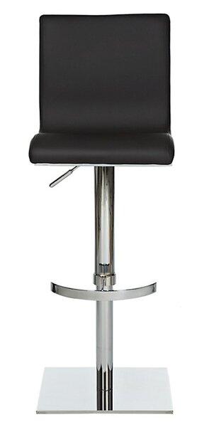 Smooth Adjustable Height Swivel Bar Stool by YumanMod